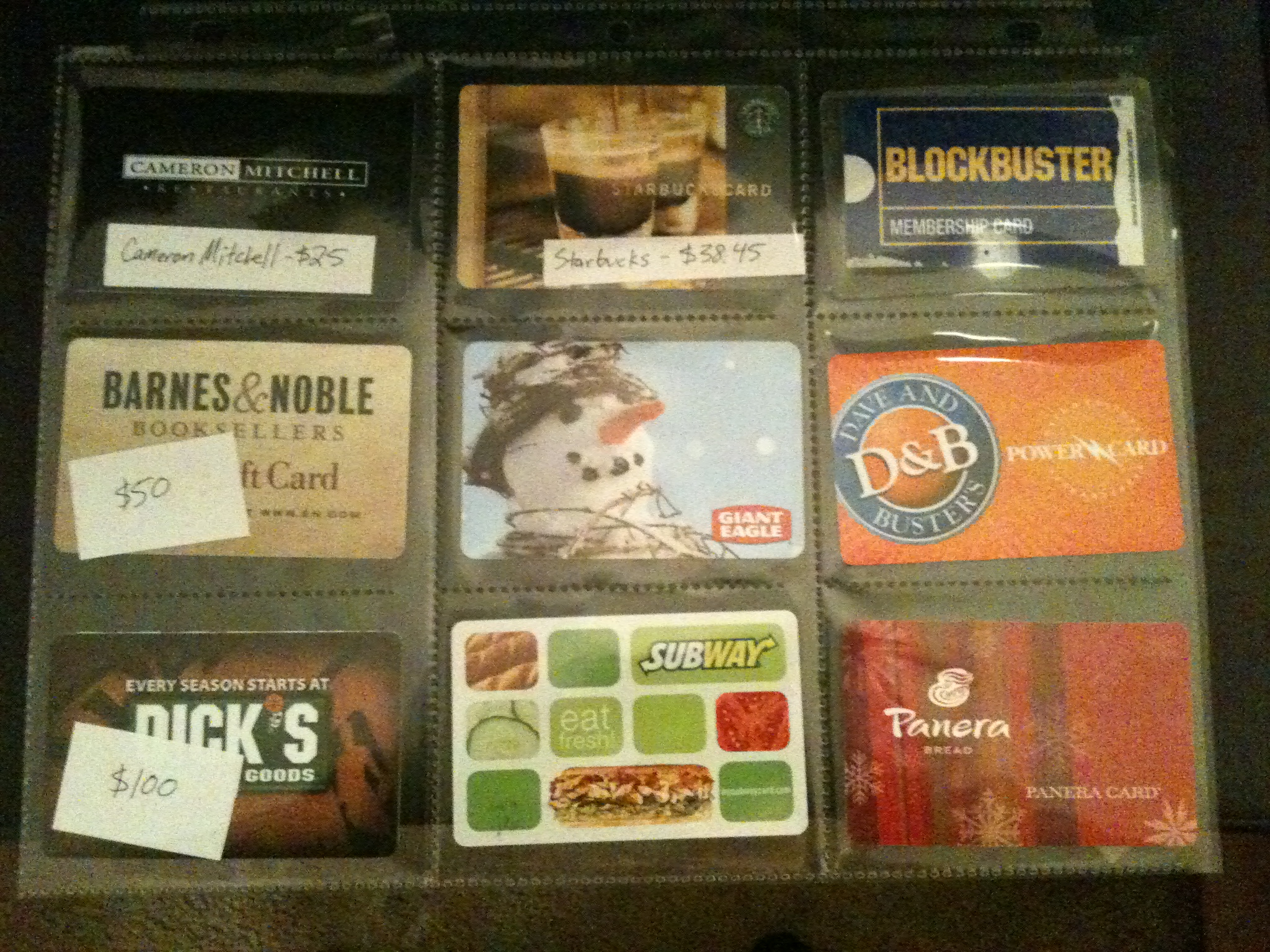 Episode 165 Organize Your Gift Cards Stever Robbins